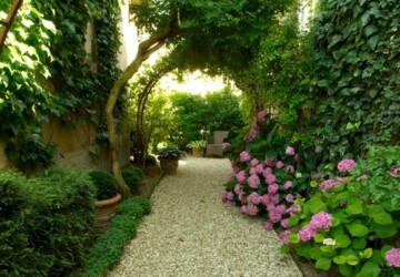 16 Spectacular Landscape Designs That Will Bring Serenity To Your Garden - yard, patio, nature, landscaping, landscape, ideas, green, grass, garden, deck, backyard