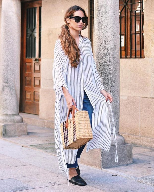 18 Lovely Jeans and Shirts Combos for Chic Summer Look
