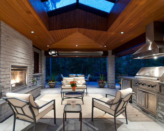 Outdoor Living Spaces 17 Great Design Ideas For Outdoor