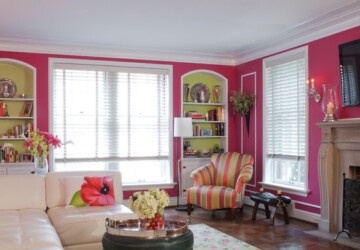 Colorful Preppy Home- 17 Living Room Design and Decor Ideas - preppy living room, preppy, living room design, Living Room Decor Ideas, Chic Living Room Decor