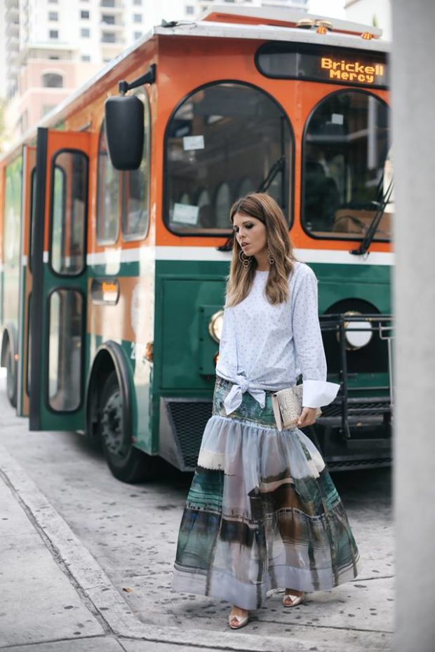 Summer Street Style: 15 Lovely Outfit Ideas (Part 2)