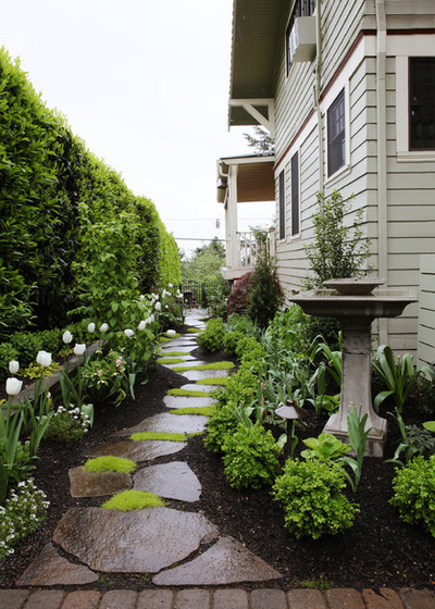 17 Landscaping Ideas for Side Yards