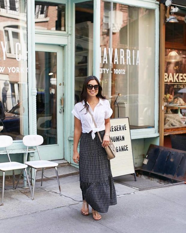 Best Summer Skirt Trends: 20 Inspiring Outfit Ideas