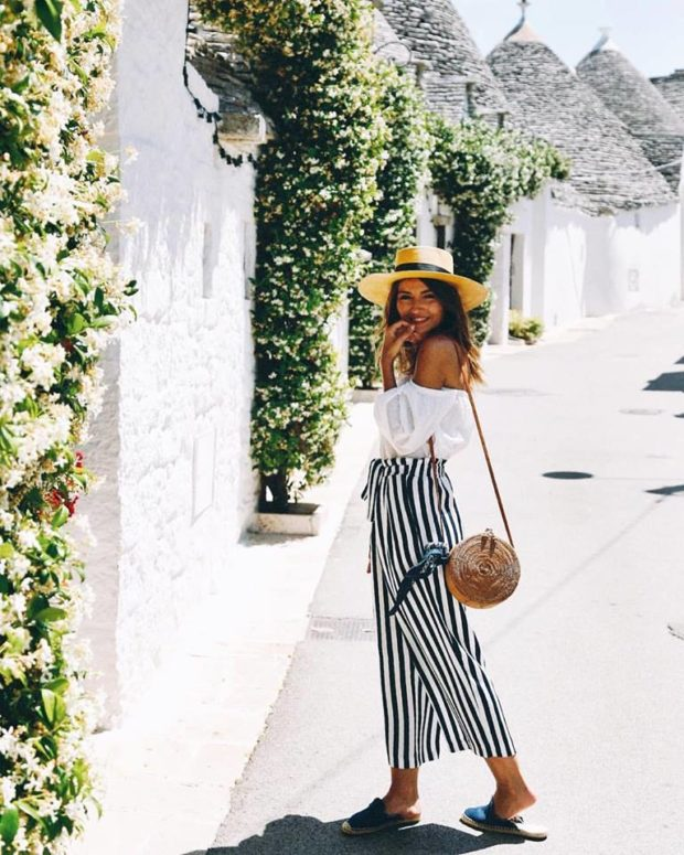 20 Amazing Ideas How To Wear Panama and Floppy Summer Hats