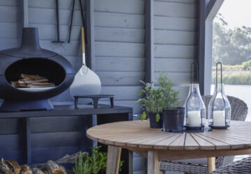 5 Ways to Turn Your Garden into a More Sociable Space - outdoors, ligting, garden furniture, garden
