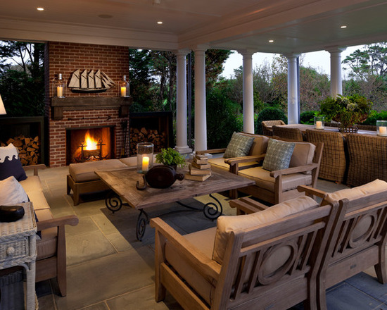 Outdoor living spaces 17 great design ideas for outdoor for Outdoor living space plans