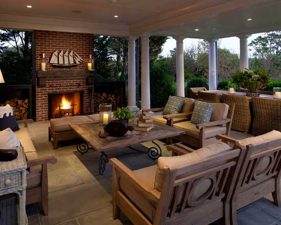 Outdoor living spaces 17 great design ideas for outdoor for Outdoor living room ideas