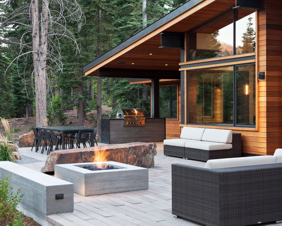 Outdoor Living Spaces: 17 Great Design Ideas for Outdoor Rooms
