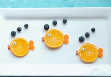 14 Creative and Healthy Snack Ideas for Kids - kids snacks, healthy recipes, healthy kids snacks, healthy banana recipes