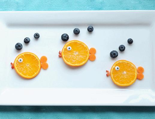 14 Creative And Healthy Snack Ideas For Kids Style
