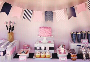 DIY Projects: 17 Birthday Party Ideas For Girls - kids party, kids birthday party, girls party, diy party decorations, birthday party, Birthday