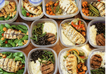 Meal Prep Ideas: 17 Healthy Recipes and Ideas - spring lunch recipes, One-Pot Meals, Meal Prep, meal, lunch box, lunch