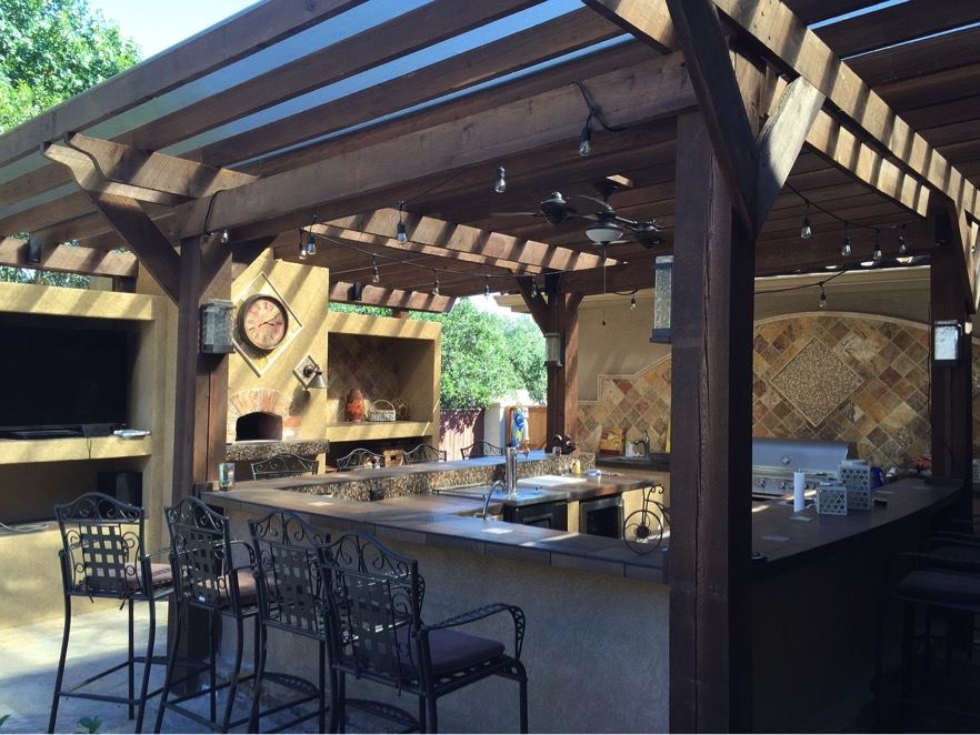 Building an Outdoor Kitchen   Top 5 Planning Considerations