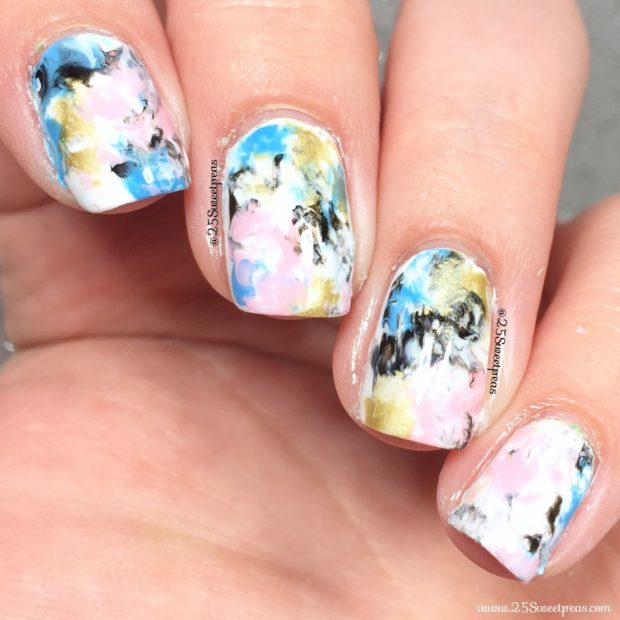Summer Nails: 20 Colorful and Bright Nail Art Ideas