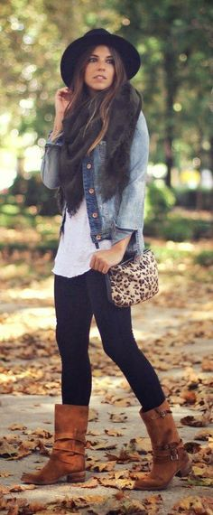 Casual Inspiration For The Perfect Combination - women, woman, trendy, style, street, shirt, jeans, jacket, inspiration, fashion, chic, casual