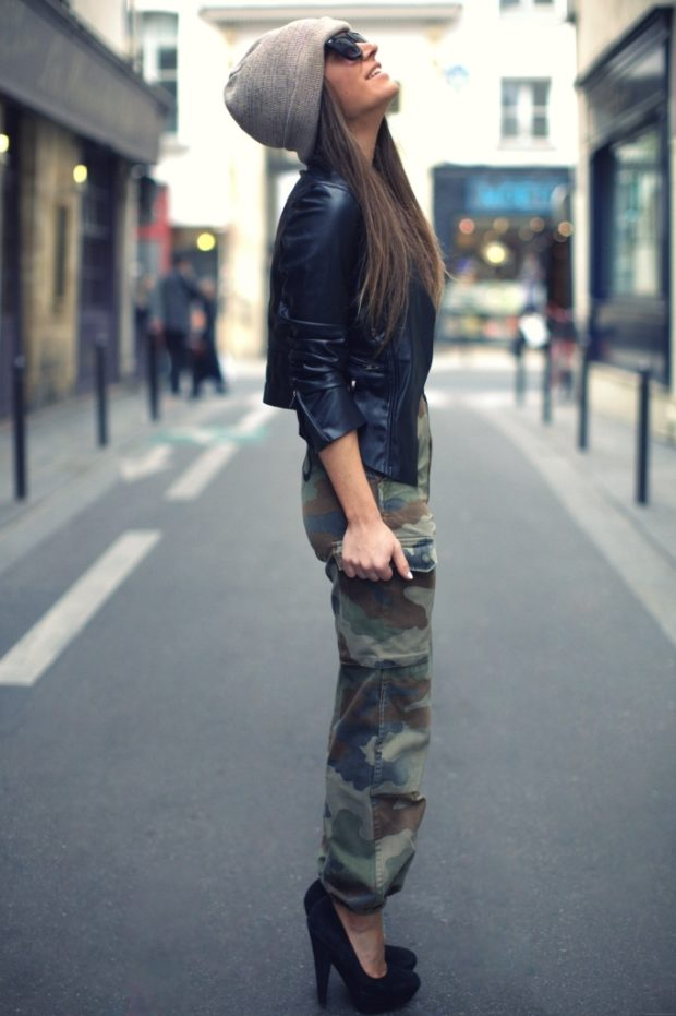 15 Amazing Military Outfits For A Powerful Look