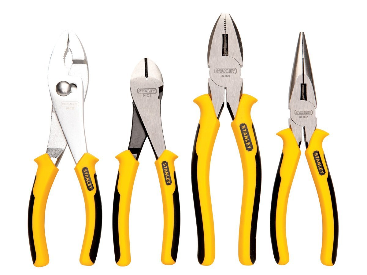 How to Build a Home Repair Toolkit for Every Skill Level - utility knife, toolkit, tape measure, staple gun, set of pilers, repair, lock picking set, home, cordless dremel rotary tool, claw hammer, circular saw, chisel