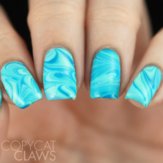 Summer Nails: 15 Beautiful Nail Art Ideas Inspired by The Sea ...