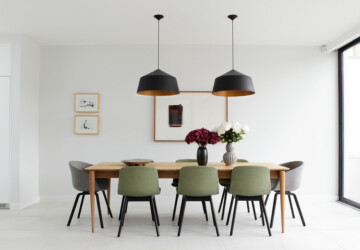 15 Absolutely Spectacular Modern Dining Room Interior Designs You Have To See - table, room, modern, mid century, interior, ideas, dining room, dining, contemporary, chair
