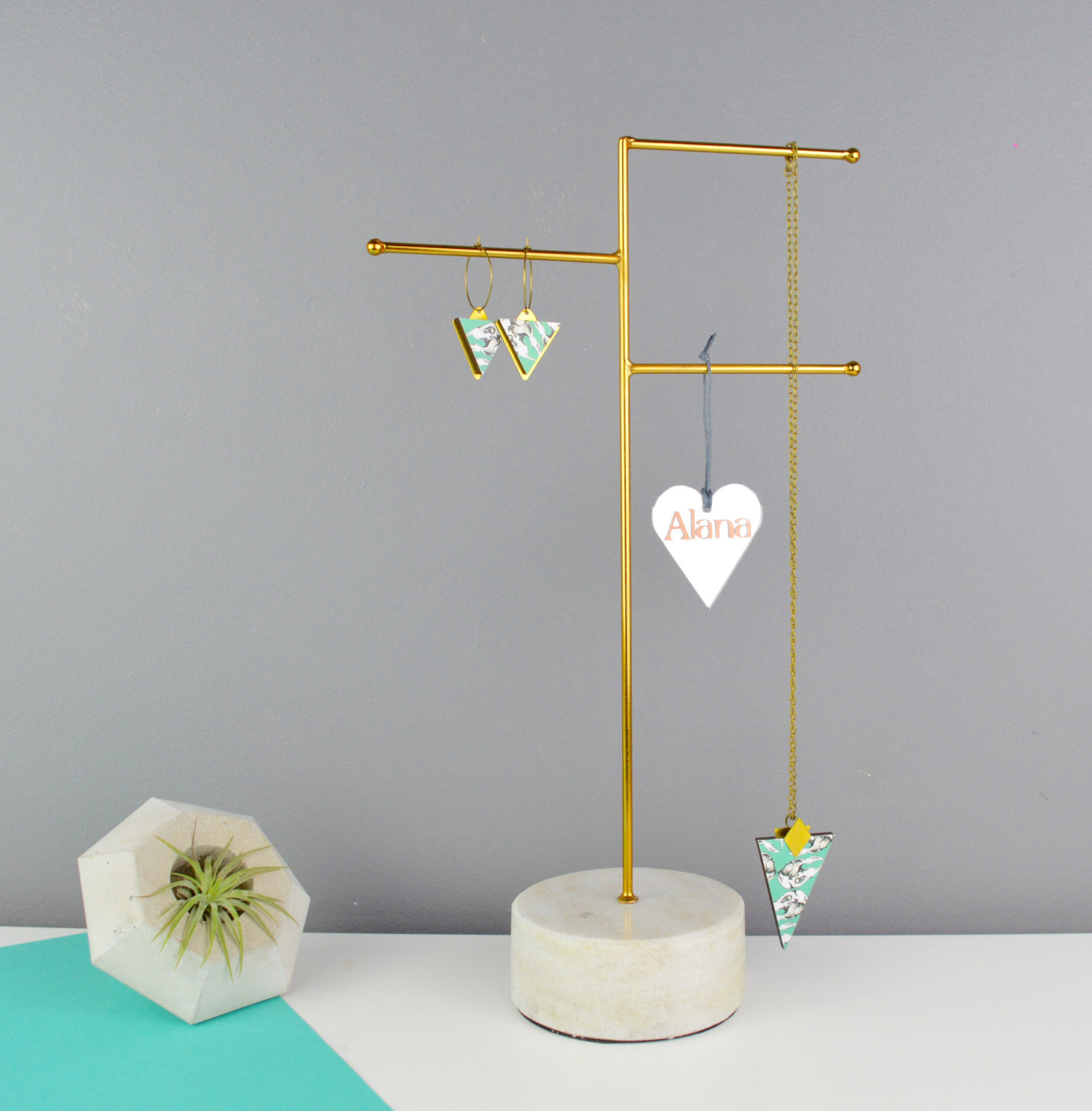 Jewellery Stand Designs : Creative handmade jewelry organizer designs you need