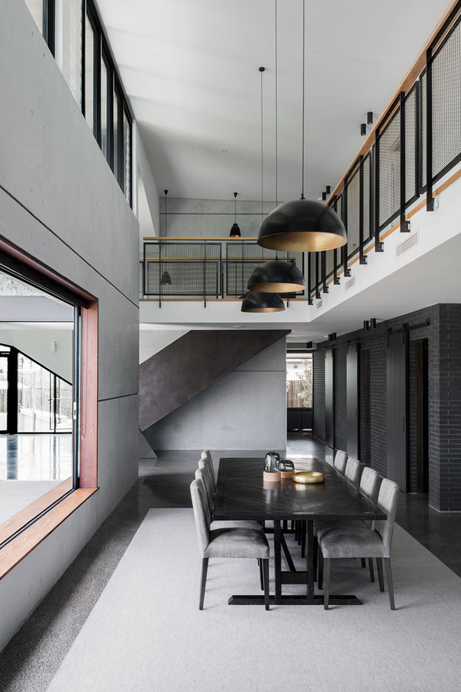 15 Dazzling Industrial Dining Room Designs You Wont Be Able To Forget