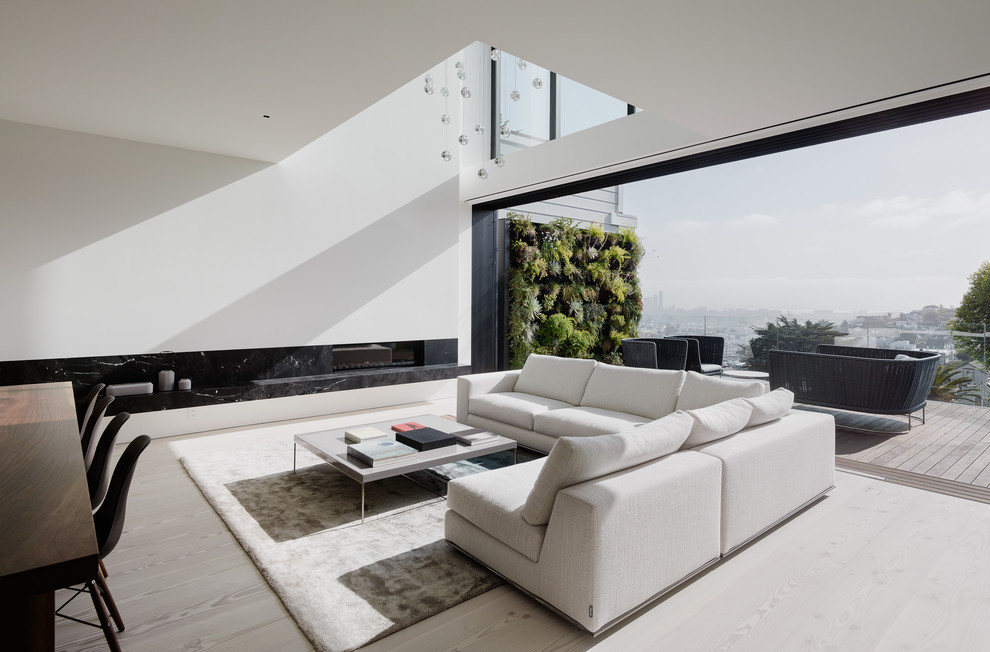 15 Dazzling Modern Living Room Designs For Your Home →