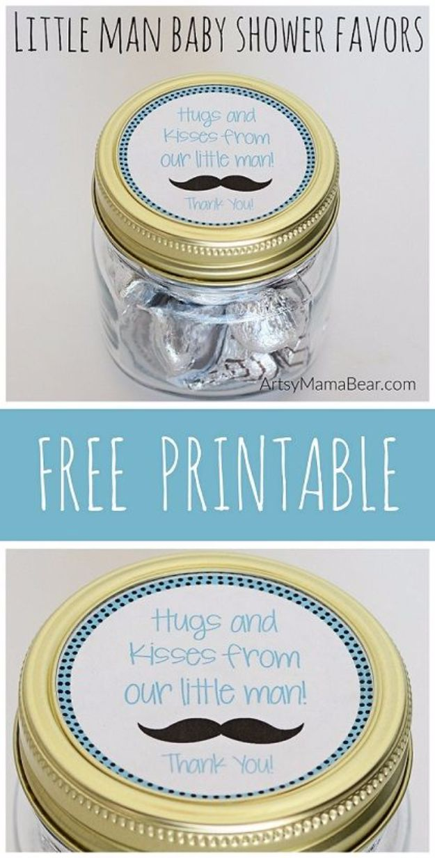 15 Lovely Free Printables And Templates To Spice Up Your Mason Jar Gifts