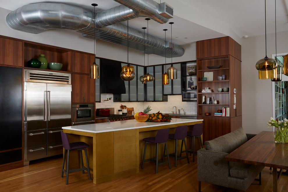 15 sensational kitchen designs in the industrial style you for See kitchen designs