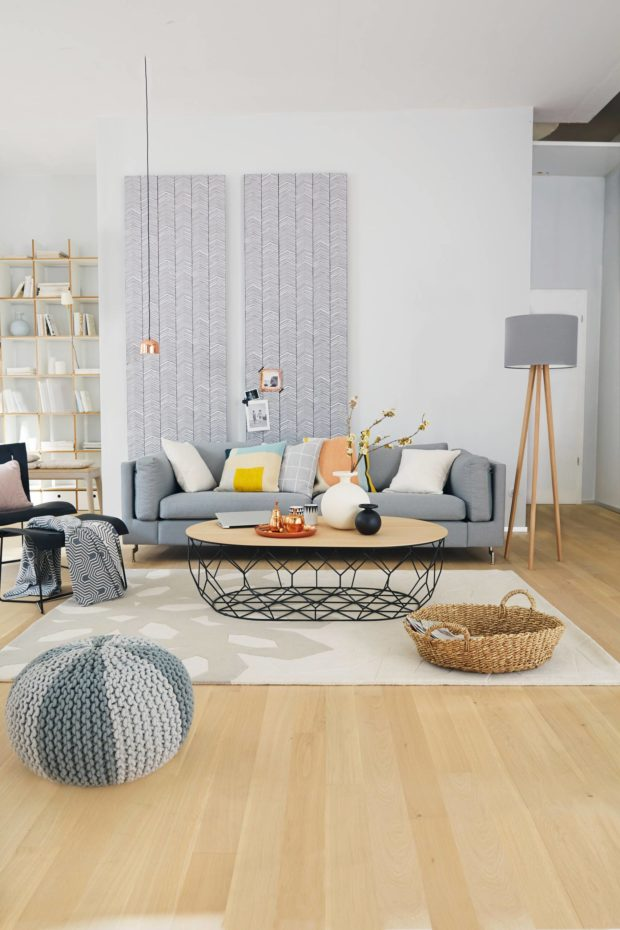 15 Splendid Scandinavian Living Room Designs That Will