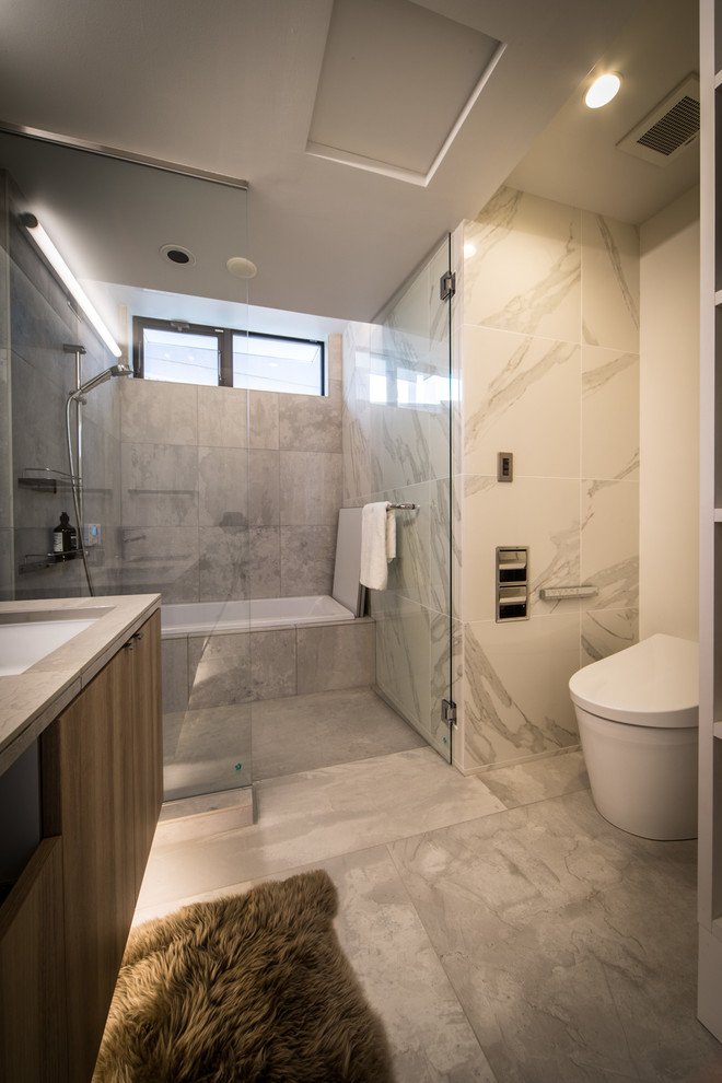 16 fabulous modern bathroom designs you're going to love
