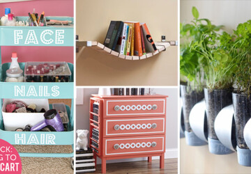 16 Ingenious DIY IKEA Hacks That Will Save You Some Money And Update Your Decor - Repurpose, repaint, paint, ikea, hacks, finish, diy, crafts, crafting, craft