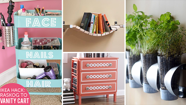 16 Ingenious DIY IKEA Hacks That Will Save You Some Money ...