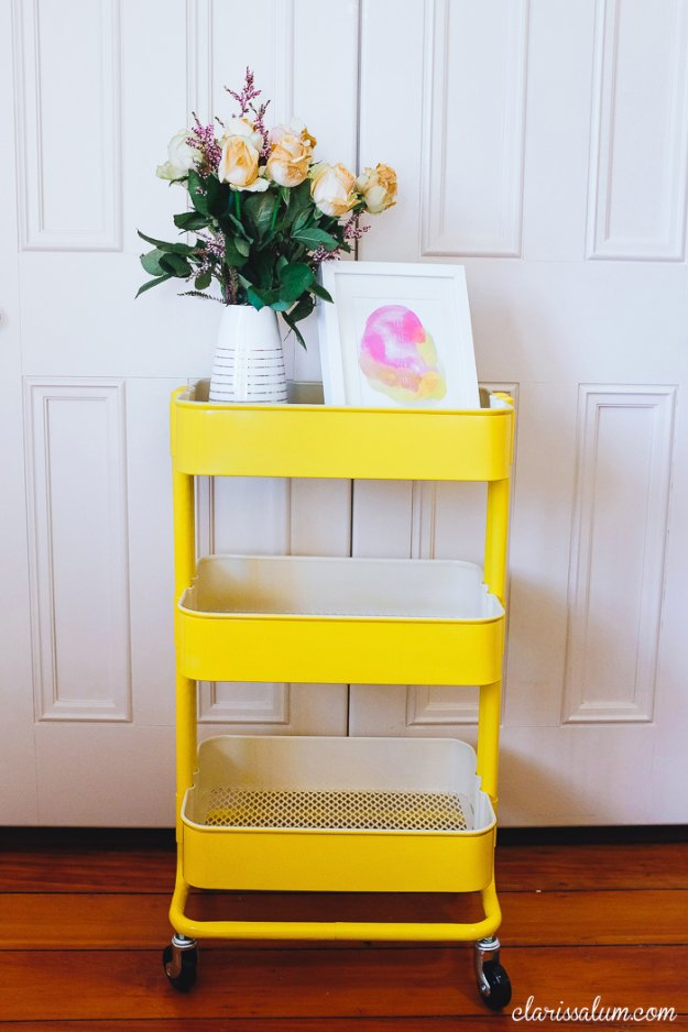 16 Ingenious DIY IKEA Hacks That Will Save You Some Money And Update Your Decor