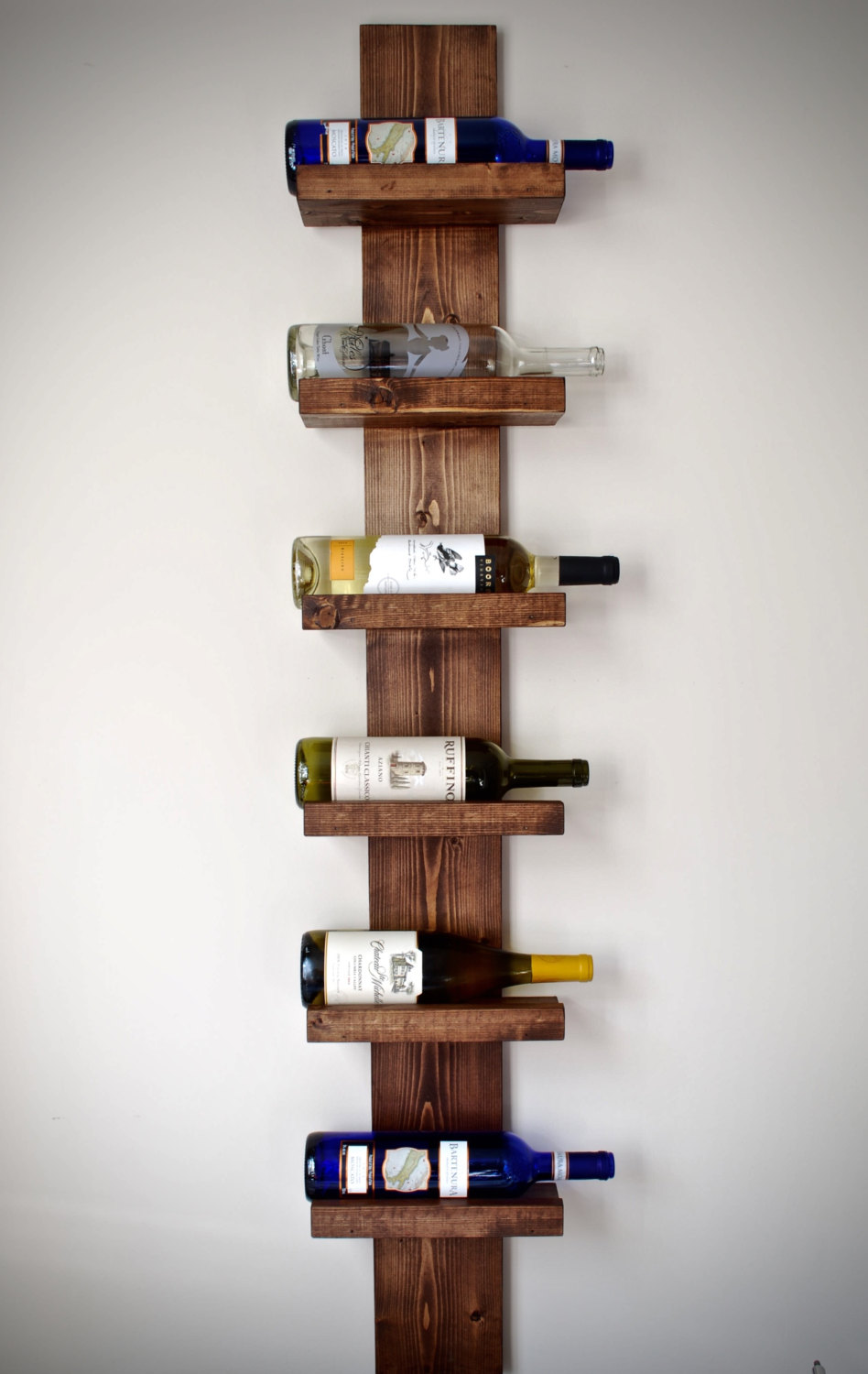 18 Terrific Handmade Wine Rack Designs You Really Need In