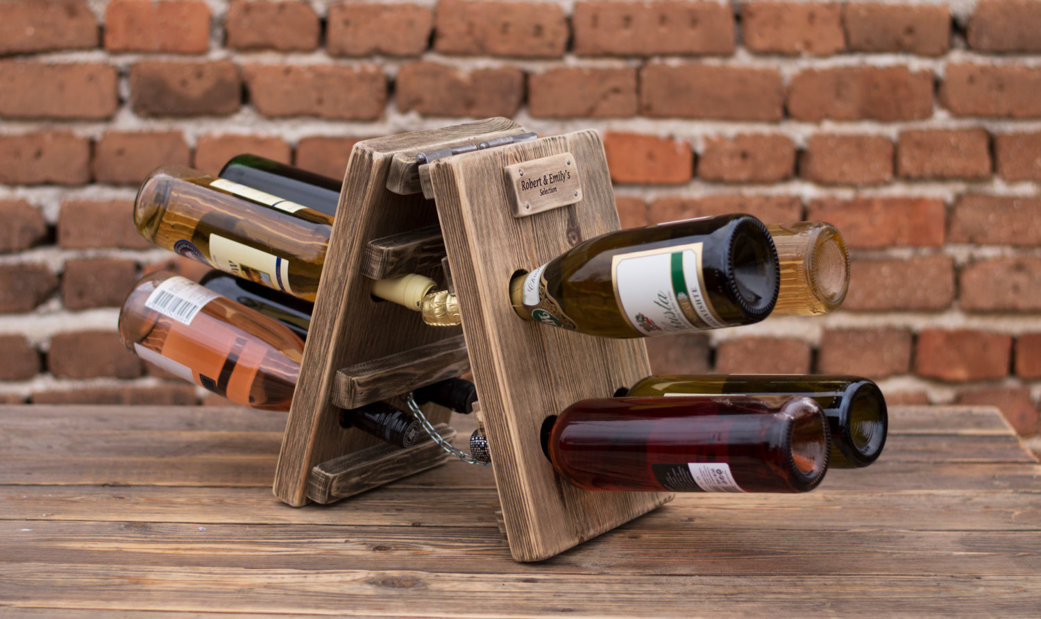 18 Terrific Handmade Wine Rack Designs You Really Need In Your Home