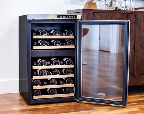 Recommendations For Properly Maintaining A Wine Cooler