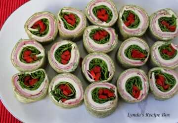 15 Delicious Rollups and Pinwheels Recipes - Rollups and Pinwheels Recipes, Rollups, Pinwheels Recipes, appetizer recipes