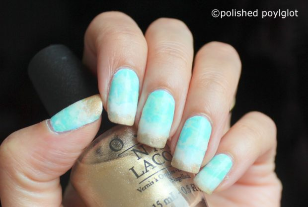 Summer Nails: Hot Beach Nail Art Ideas - Summer Nails: Hot Beach Nail Art Ideas - Style Motivation