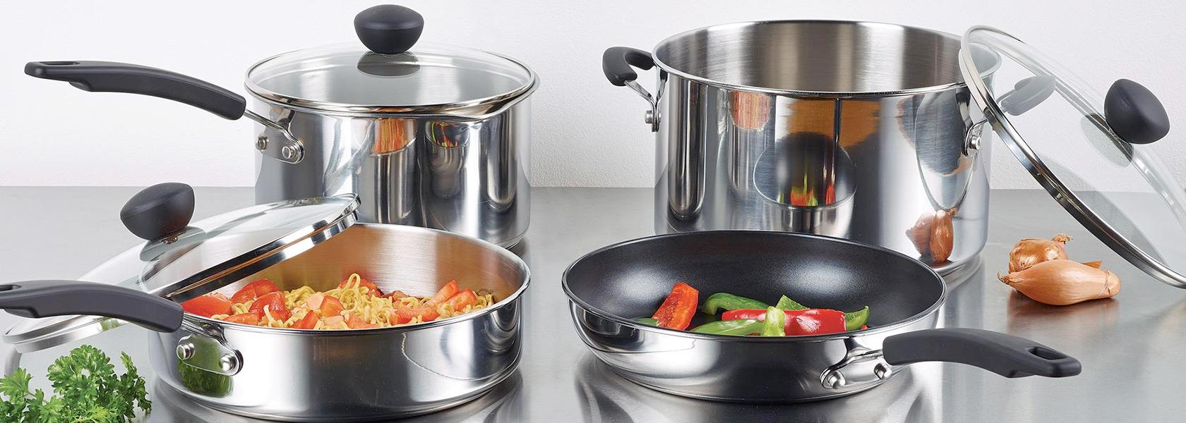 Pot Shots – The Essential Guide to Selecting the Right Pots & Pans -