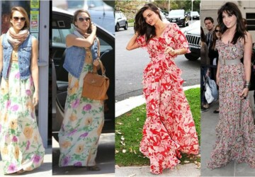 Tips for Styling Maxi Dresses All Summer Long -