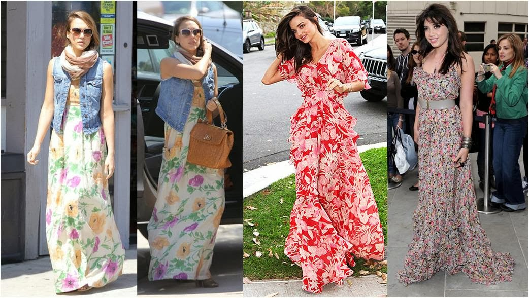 Tips for Styling Maxi Dresses All Summer Long