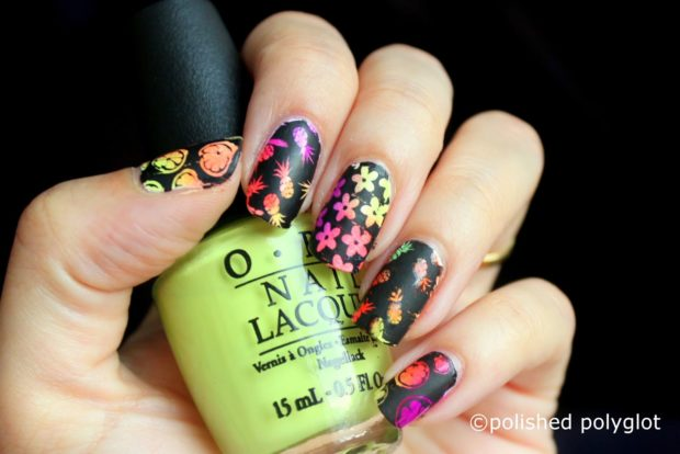 Creative neon nail art ideas perfect for summer style motivation creative neon nail art ideas perfect for summer prinsesfo Choice Image