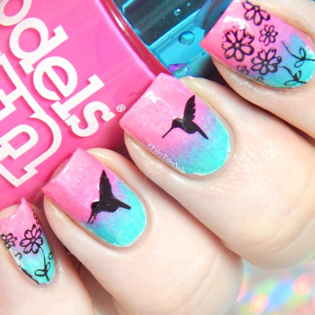 17 Tropical Nail Art Ideas Inspired by Beach