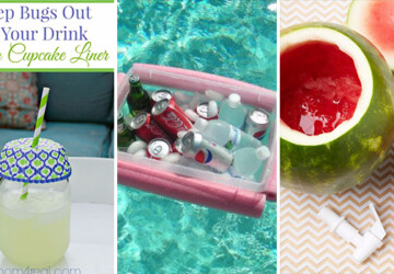 15 Awesome Hacks & Crafts That Are Perfect For The Summer - towel, summer, refreshment, refreshing, hacks, drink, diy, crafts, crafting, beach, bag