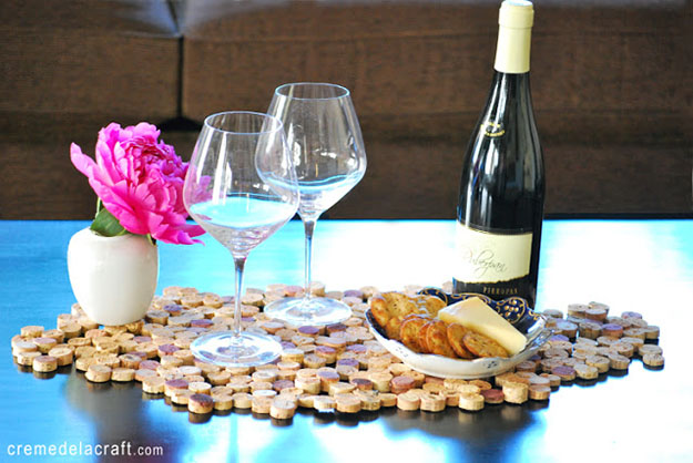 15 Cool DIY Ideas That You Can Make With Wine Corks