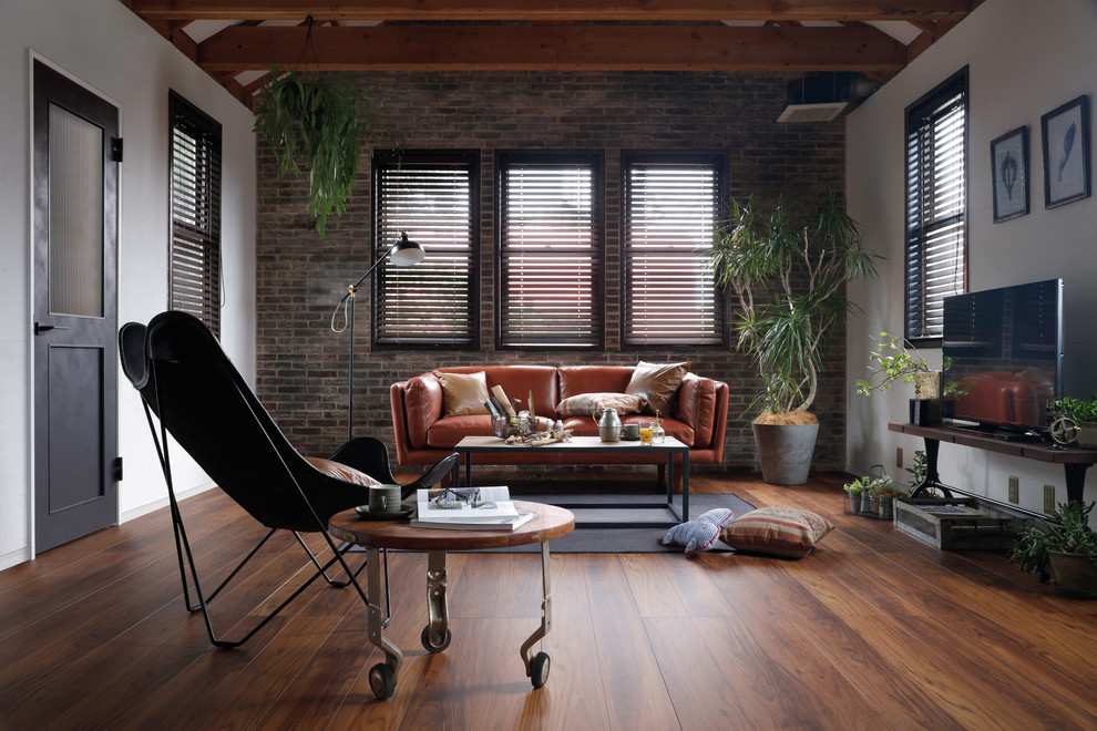 Charming 15 Spectacular Industrial Living Room Designs That Will Inspire You