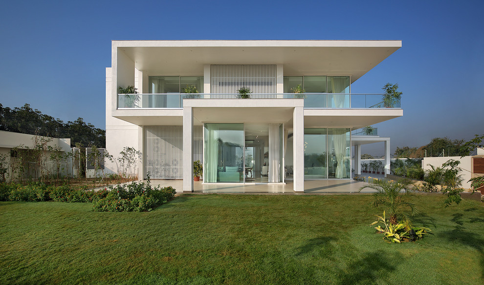 15 Stunning Modern Home Designs That You Will Fall In Love With