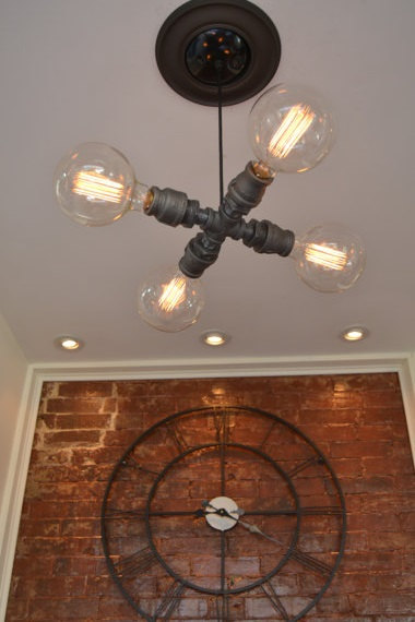 16 Creative Handmade Industrial Lighting Ideas For Your Interior