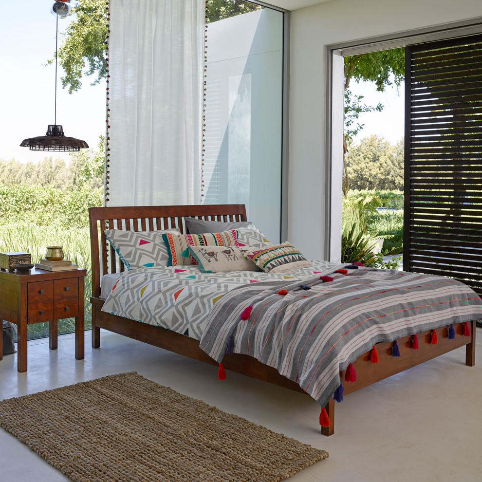 16 Exquisite Eclectic Bedroom Interior Designs You Will ... on Boho Master Bedroom Ideas  id=59025