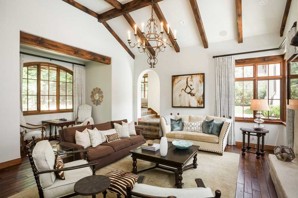 Stupendous Mediterranean Living Room Designs You Must See